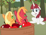 Surprise! Welcome to Sweet Apple Acres! by Beavernator