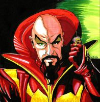 Ming the Merciless by Krayola-Kidd