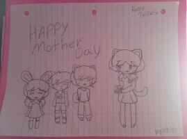 happy mother day nicole watterson by bigbob101