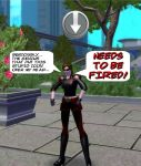 WTF City of Heroes Devs??? by djmatt2