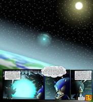 Sonic the Hedgehog Z #5 Pg. 13 December 2013 by CCI545