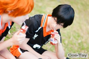 Tobio - Glare by with-the-sky