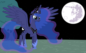 Princess Luna by Snowdrop1985