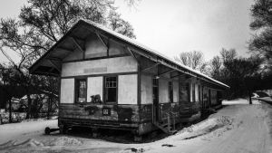 Cannon Falls depot. by simpspin