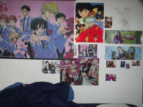 My Anime Room: Pic 7 by albertxlailaxx