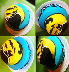 Batman cake by Clamrino2307