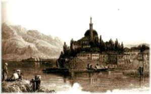 Drawing - Ioannina  (1807) by eduartinehistorise