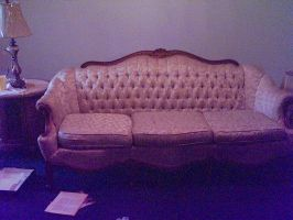 Antique Couch by KnK-stock