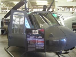 Bell UH1 by Jetster1