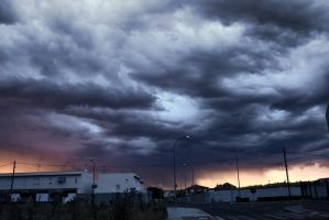 Nubes Tormenta 02 by SuperStar-Stock