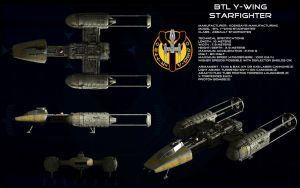 Y-Wing ortho [updated] by unusualsuspex
