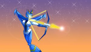Sapphirius Prime Animated by LordStarscream42