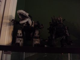 zoids collection as of 11.19.2011 top shelf by spartan049820