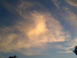 Afternoon Sky by ManatheDMG