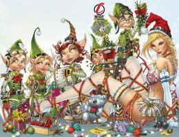 Notti and Nyce Christmas variant by jamietyndall