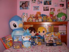 My Anime Collection