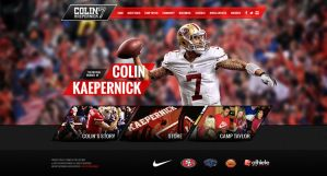 Colin Kaepernick by 8Creo