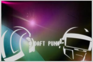 daft punk space by bldng343