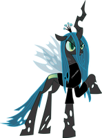 Queen Chrysalis is  a  Closterkeller  Fan by ziomal1987