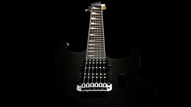Ibanez Central Perspective by AriesBreath