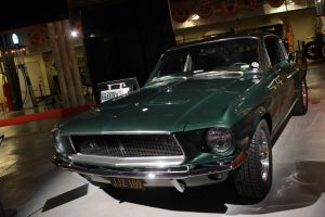 A Bullitt In The Spotlight by KyleAndTheClassics