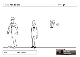 Turnpike Design - Limo Driver by cmbarnes