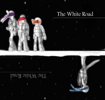 The-white-road by Lturtlelo