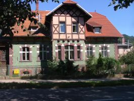 house in Bolkow 3 by serialkillerstock