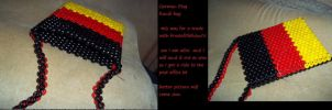 German Flag Kandi Bag by Crispi-Chan