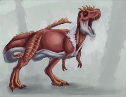 December 16th, 2013: Tyrantrum