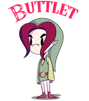 Buttlet by OperationTacos