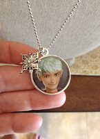 Jack Frost Pendant by GreyBird4
