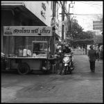 Street Food Stall by Raadust
