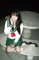 Kagome Cosplay 2 by AsheFlower