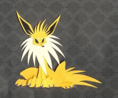 Jolteon by whatwith