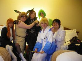 Anime North 2011 -The group by Ryukai-MJ