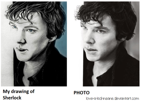 Drawing VS Photo #5 by love-a-lad-insane