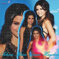 Blend Selena Gomez #8 by VicGomezEditions