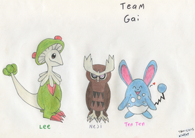 Team Gai by TOM-CATS