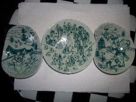 Nymolle Hoyrup Dishes by PymatuningCrafts