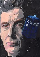 12th Doctor by neilpalf