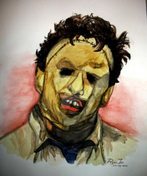 Leatherface by BigJohnCreations