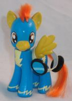 Custom Brushable Spitfire with Removable Goggles by Gryphyn-Bloodheart