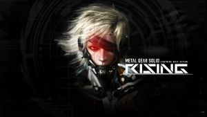 Metal Gear Solid Rising Wp by igotgame1075