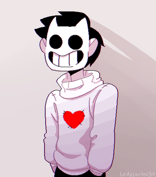 Zacharie by ladysantos30