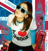I Heart London ID by saniday
