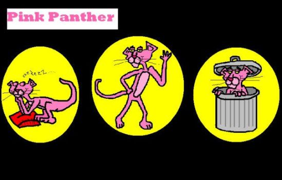 Pink Panther photoshoot! by AnDaruxParKx