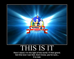 This is it, Sonic by Captain-Gamer