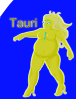 Tauri - 'Fat' Female Superhero Contest by The-Concept-Artist