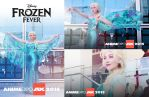 AX15 - Elsa FROZEN FEVER Cosplay by JoceyDraws